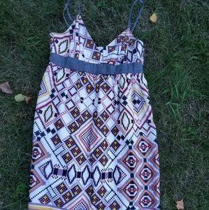 Delia's Aztec print dress